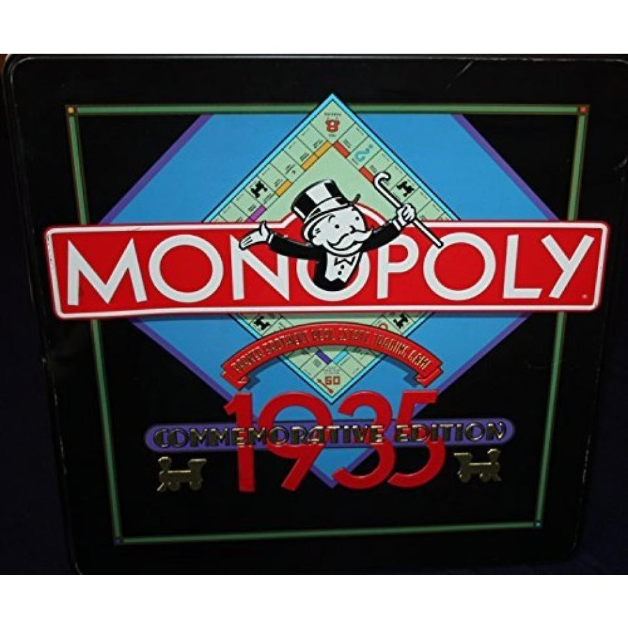 Monopoly 1935 Commemorative Edition Board Game (Parker Brothers) 輸入品