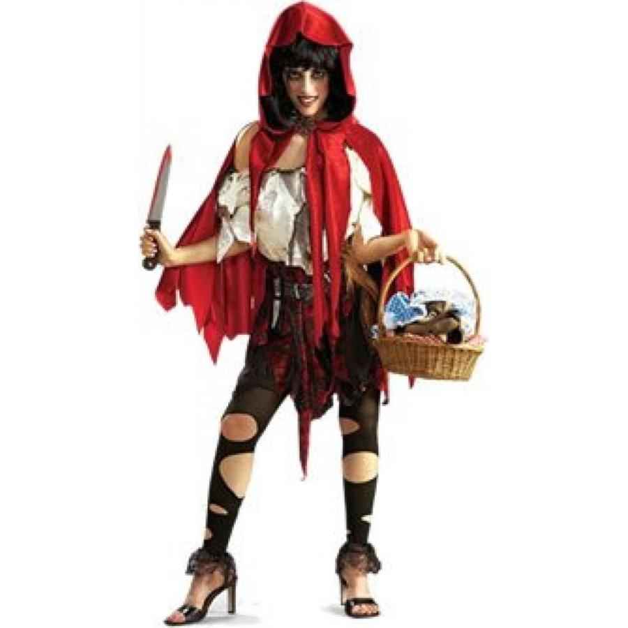 ハロウィン コスプレ 輸入品 Rubie's Costume Deluxe Little Dead Riding Hood Costume
