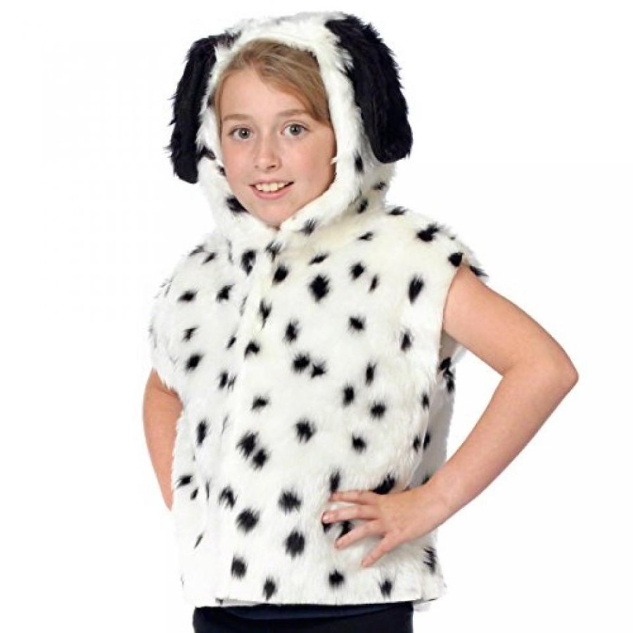 ハロウィン コスプレ 輸入品 Dalmatian Costume for kids. One Size 3-9 Years.