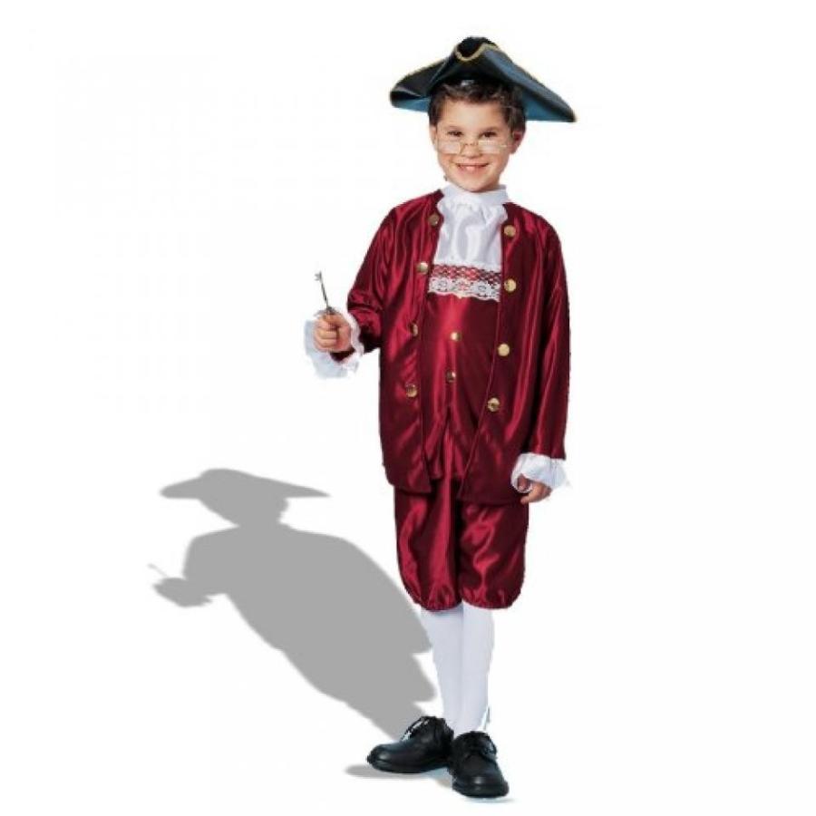 ハロウィン コスプレ 輸入品 Ben Franklin Costume (Boy's Children's Costume)