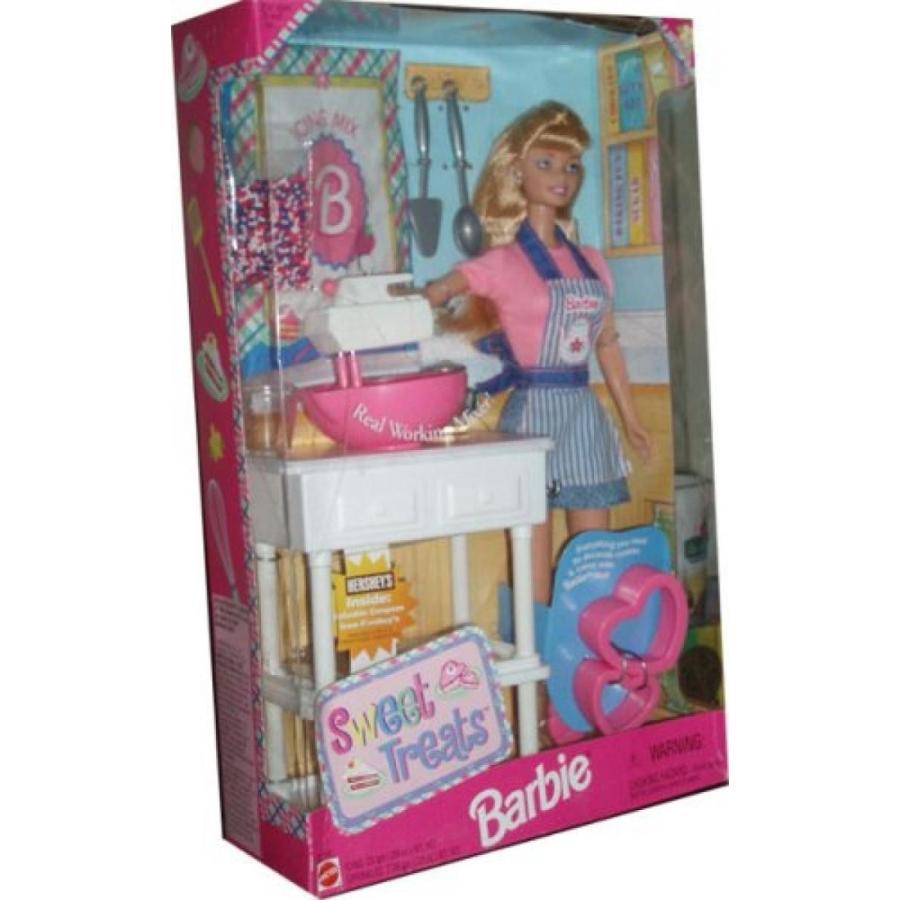 バービー おもちゃ Barbie 1998 Sweet Treats 12 Inch Tall Barbie Doll 輸入品