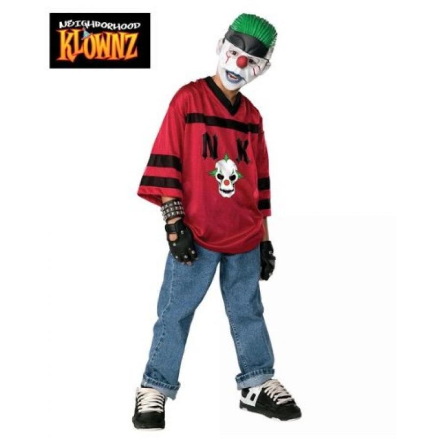 ハロウィン コスプレ 輸入品 Teen Slap Happy Clown Costume