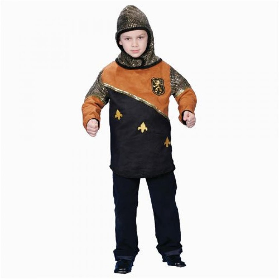 ハロウィン コスプレ 輸入品 Deluxe Knight Dress Up Children's Costume Set