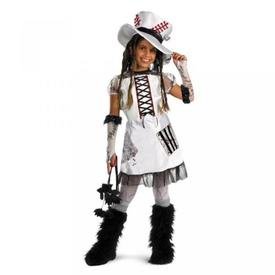 ハロウィン コスプレ 輸入品 Disguise Inc Girls' 白い Monster Bride Costume