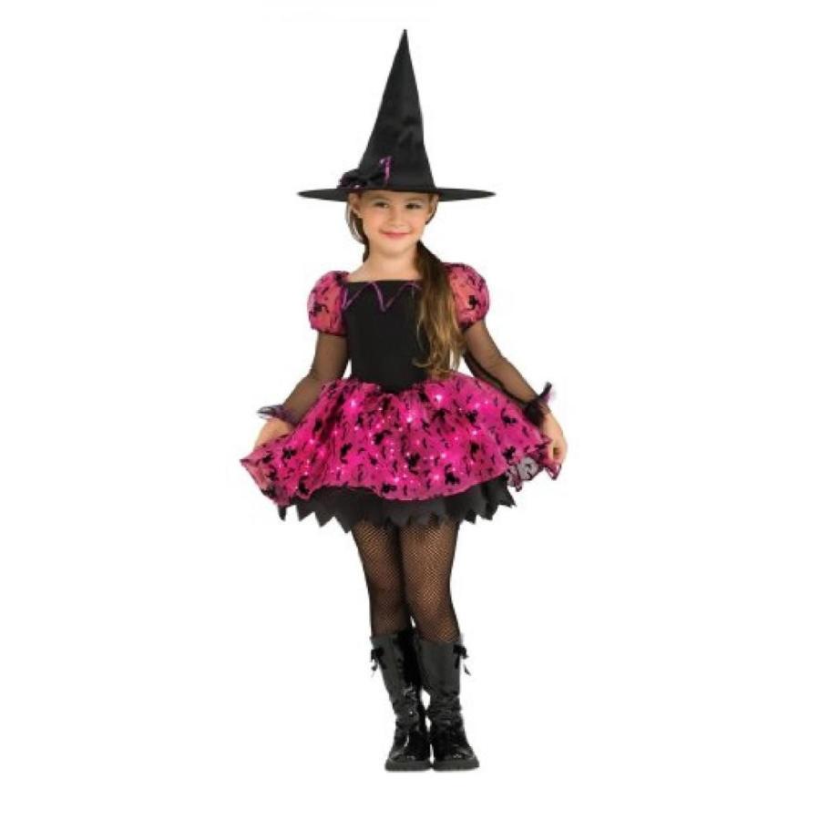 ハロウィン コスプレ 輸入品 Moonlight Magic Witch Kids Costume