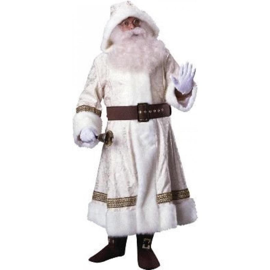ハロウィン コスプレ 輸入品 Brocade Old Time Santa Suit