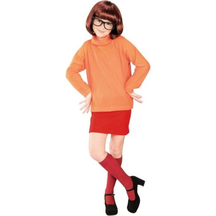 ハロウィン コスプレ 輸入品 Velma Costume - Large