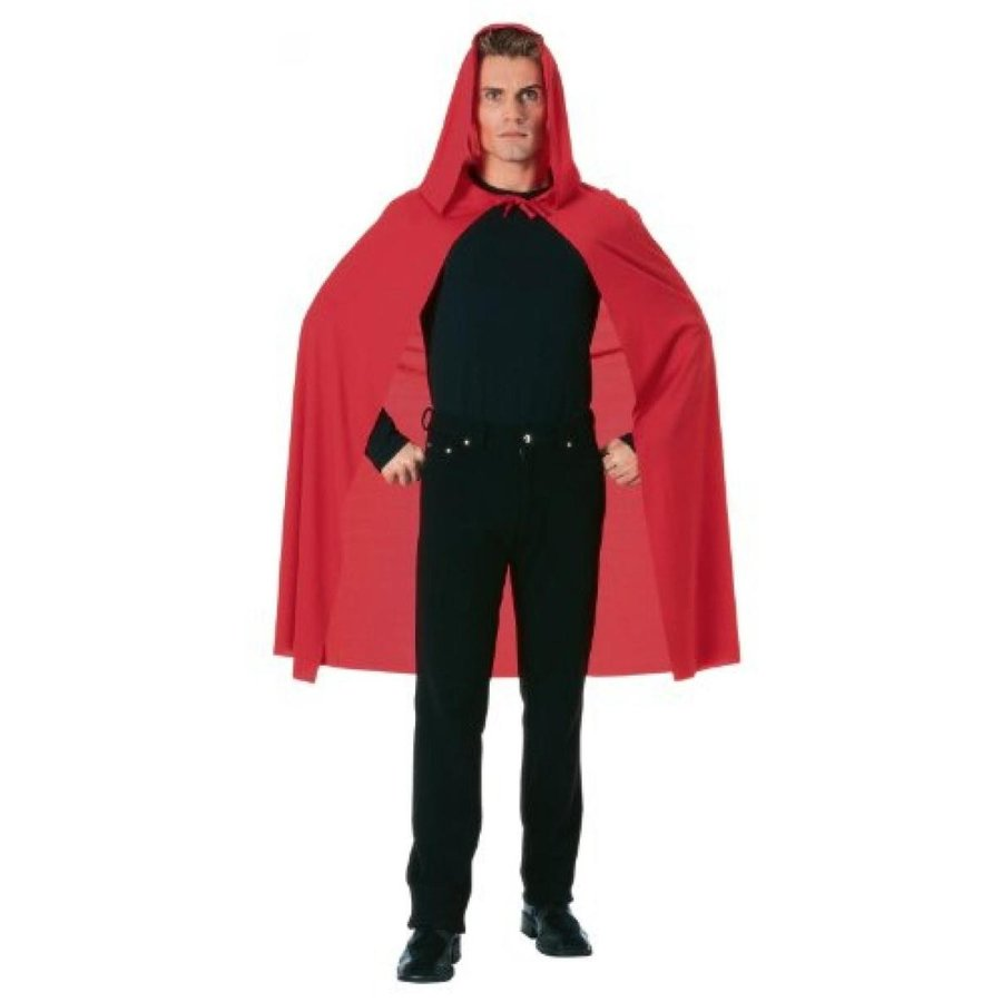 ハロウィン コスプレ 輸入品 Rubie's Costume Hooded Cape 3/4 Length Role Play Costume