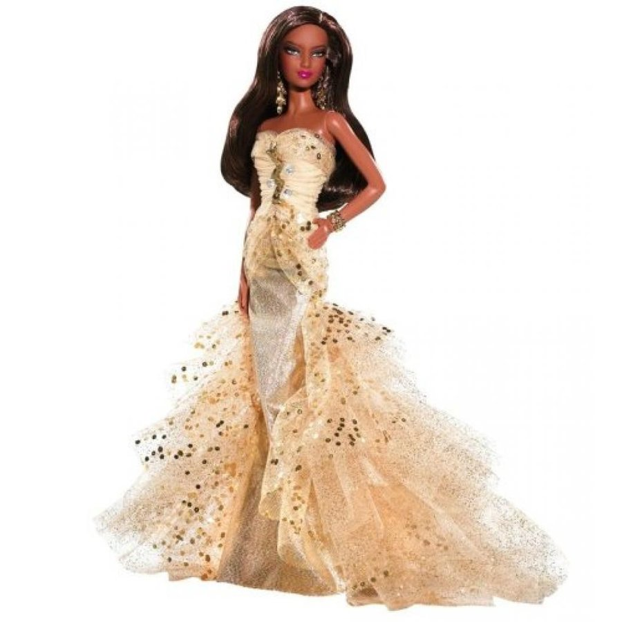 バービー おもちゃ Barbie 50th Anniversary Glamour Doll, Brunette 輸入品