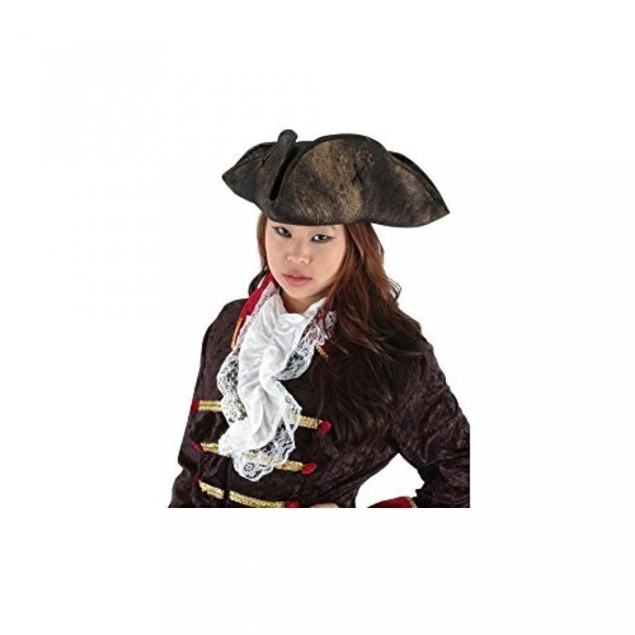 ハロウィン コスプレ 輸入品 Scallywag 黒 Hat