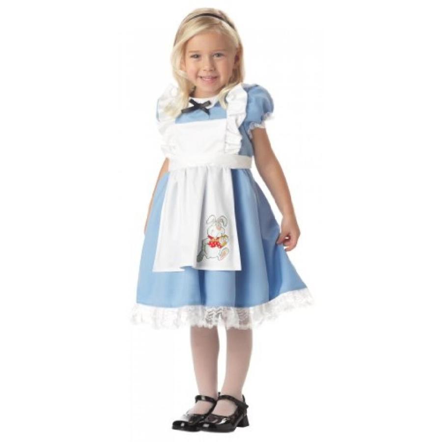ハロウィン コスプレ 輸入品 Lil Alice In Wonderland Toddler's Costume