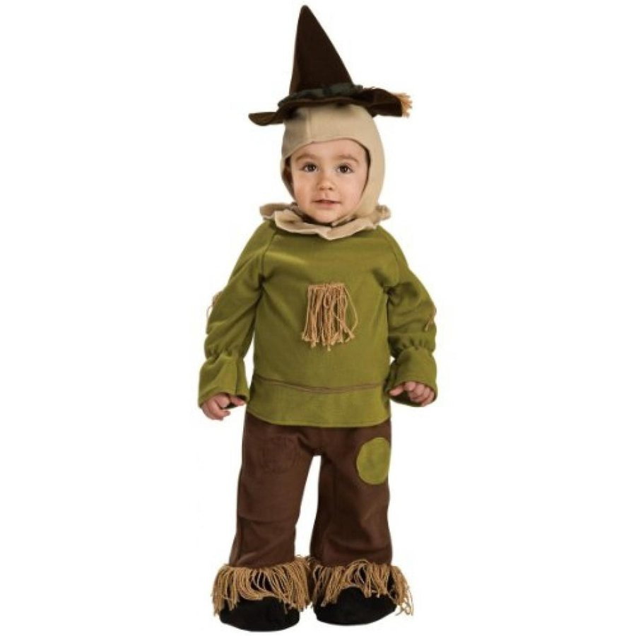 ハロウィン コスプレ 輸入品 Wizard Of Oz Scarecrow Romper Costume