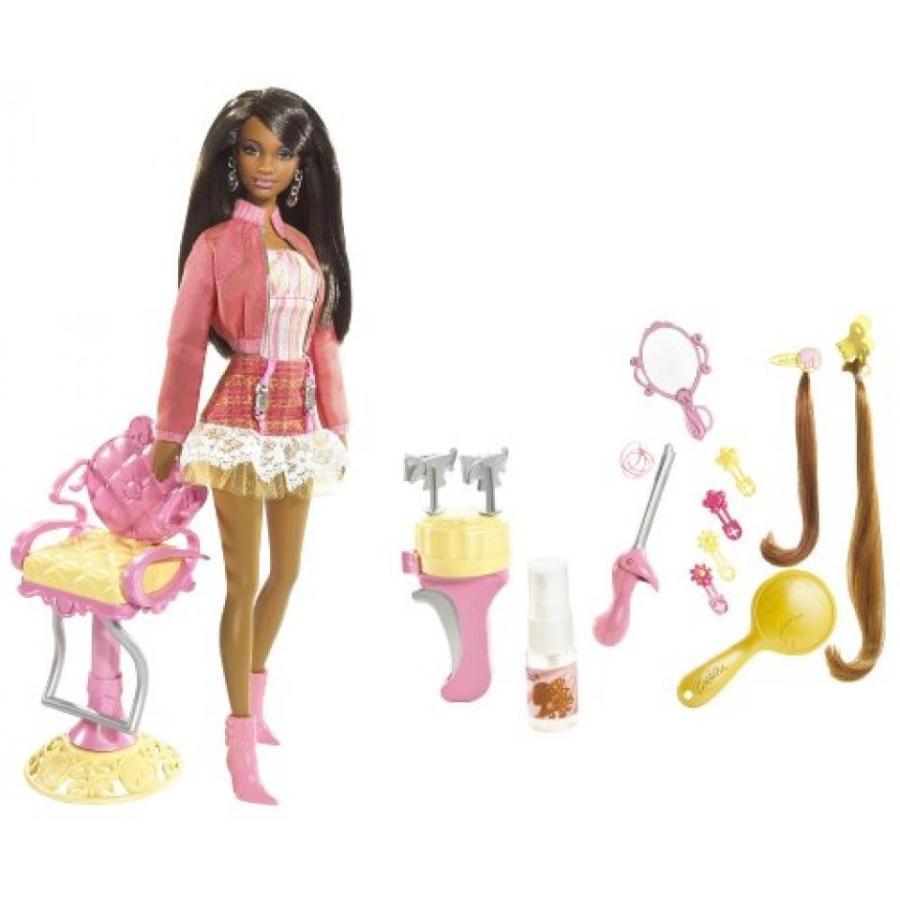 バービー おもちゃ Barbie So In Style Stylin Hair Grace Doll 輸入品