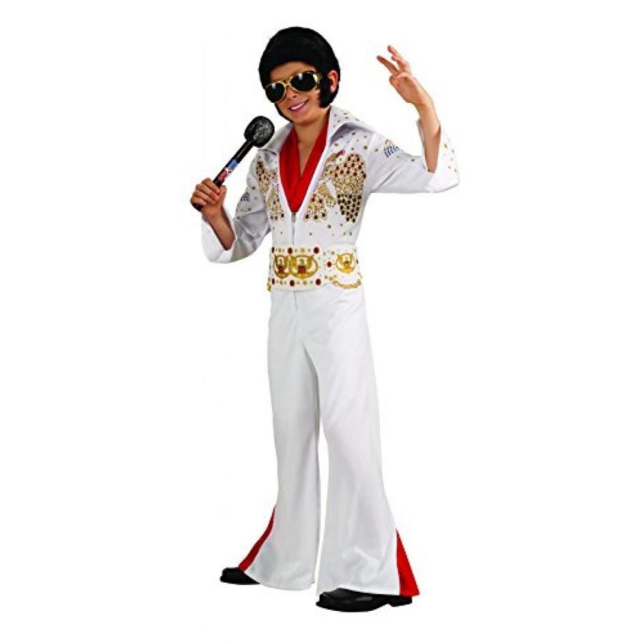 ハロウィン コスプレ 輸入品 Rubies Deluxe Elvis Child Costume