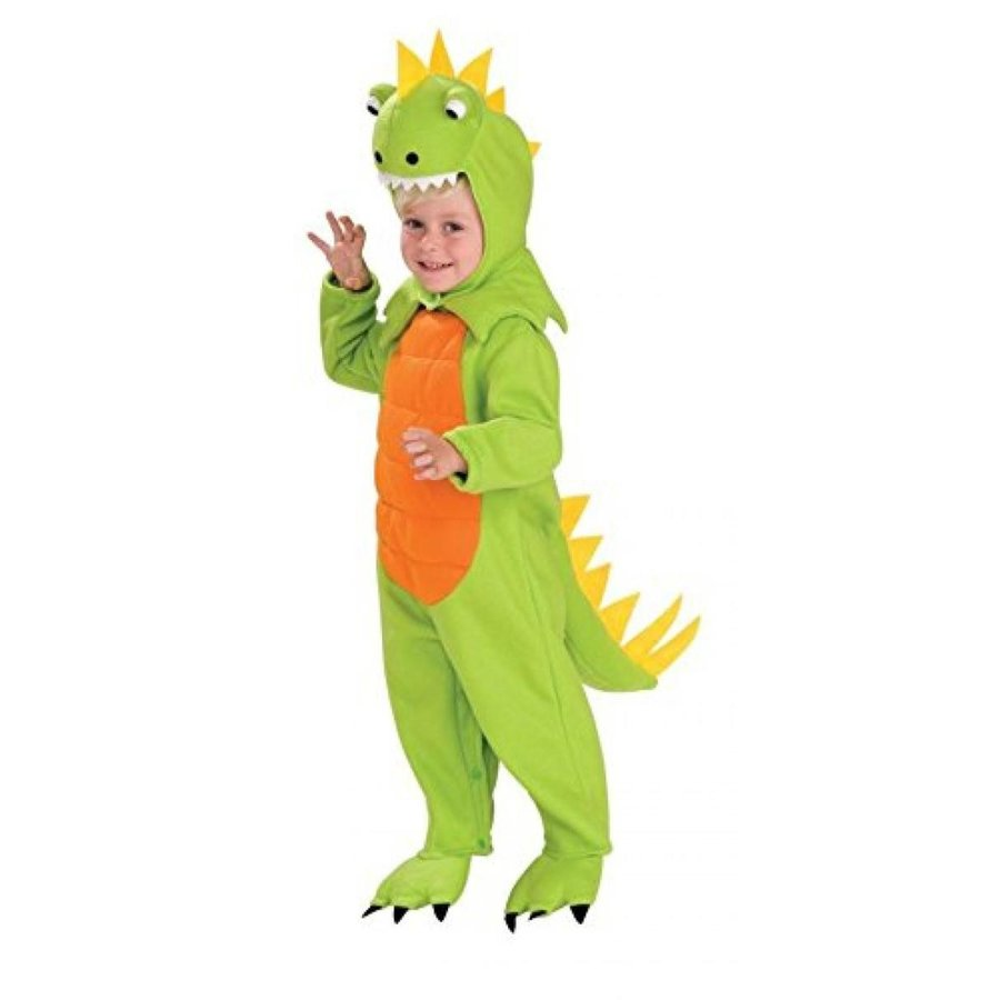 ハロウィン コスプレ 輸入品 Rubies Talking Plush Dinosaur Child Costume