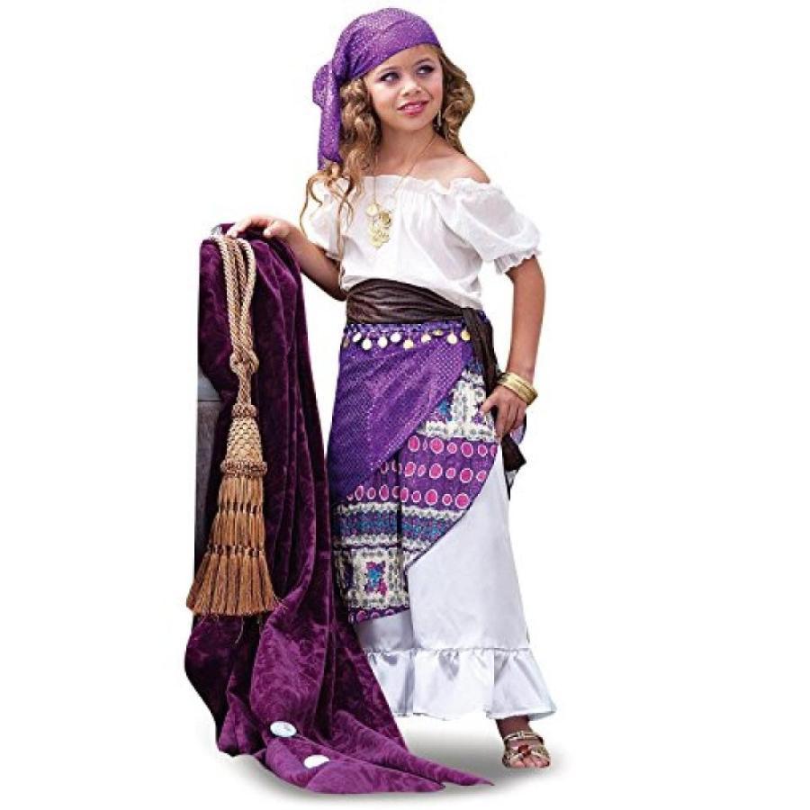 ハロウィン コスプレ 輸入品 Gypsy Children's Costume (Girl's Children's Costume)