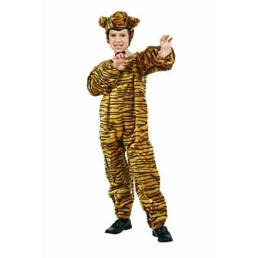 ハロウィン コスプレ 輸入品 Tiger Jumpsuit Toddler Costume