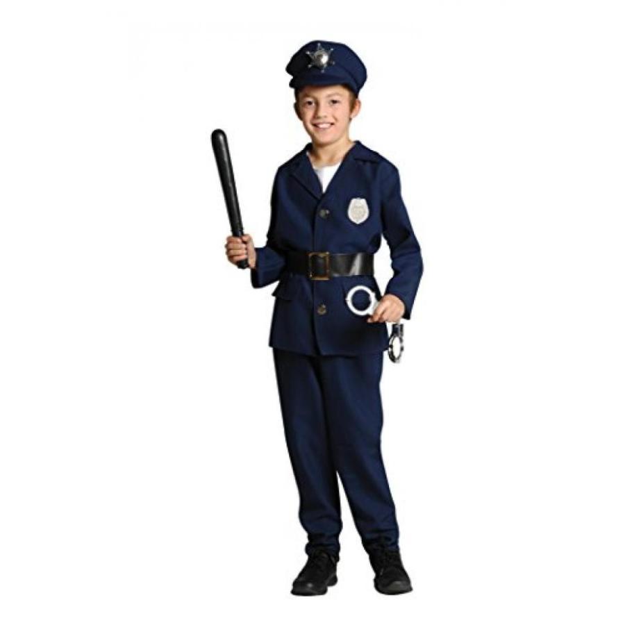 ハロウィン コスプレ 輸入品 The Finest Policeman Kids Costume
