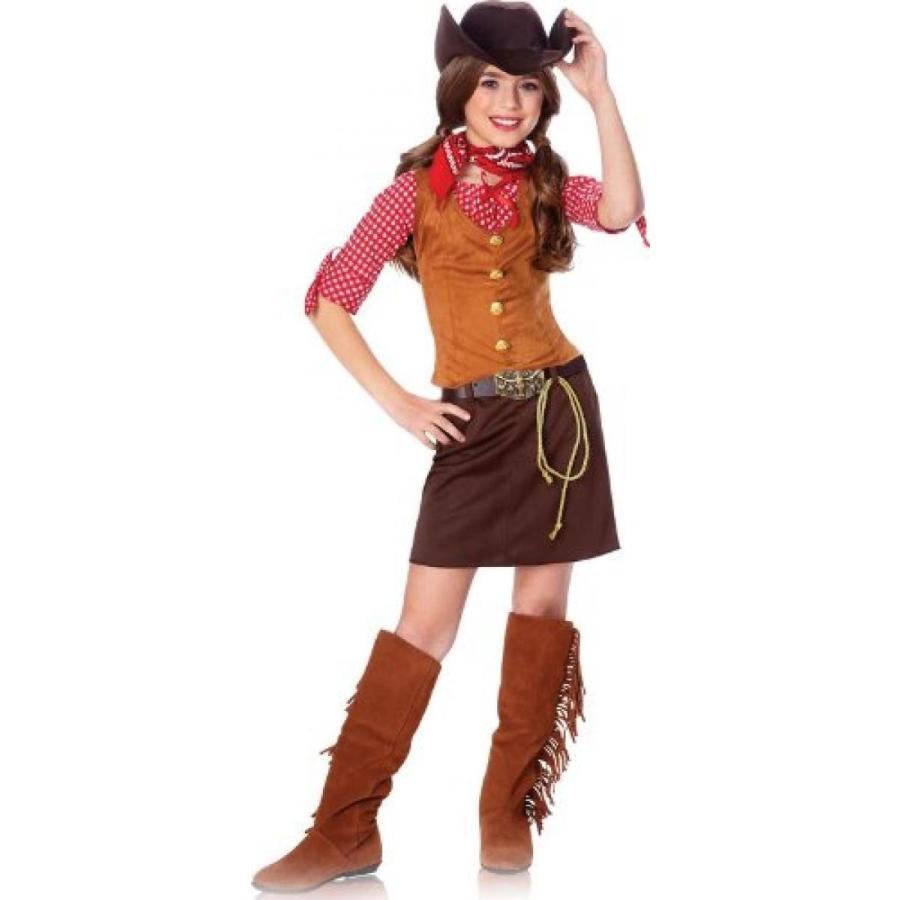 ハロウィン コスプレ 輸入品 COSTUME CULTURE BY FRANCO LLC Girls Gun Slinger Costume