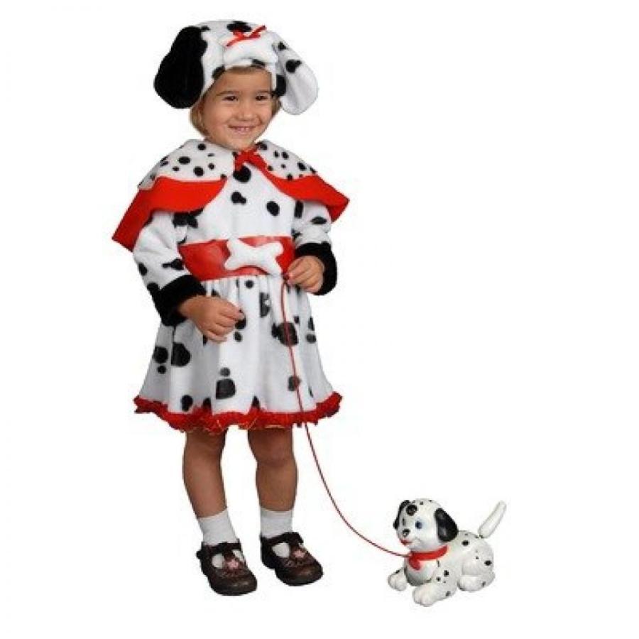ハロウィン コスプレ 輸入品 Dalmatian Dress Children's Costume