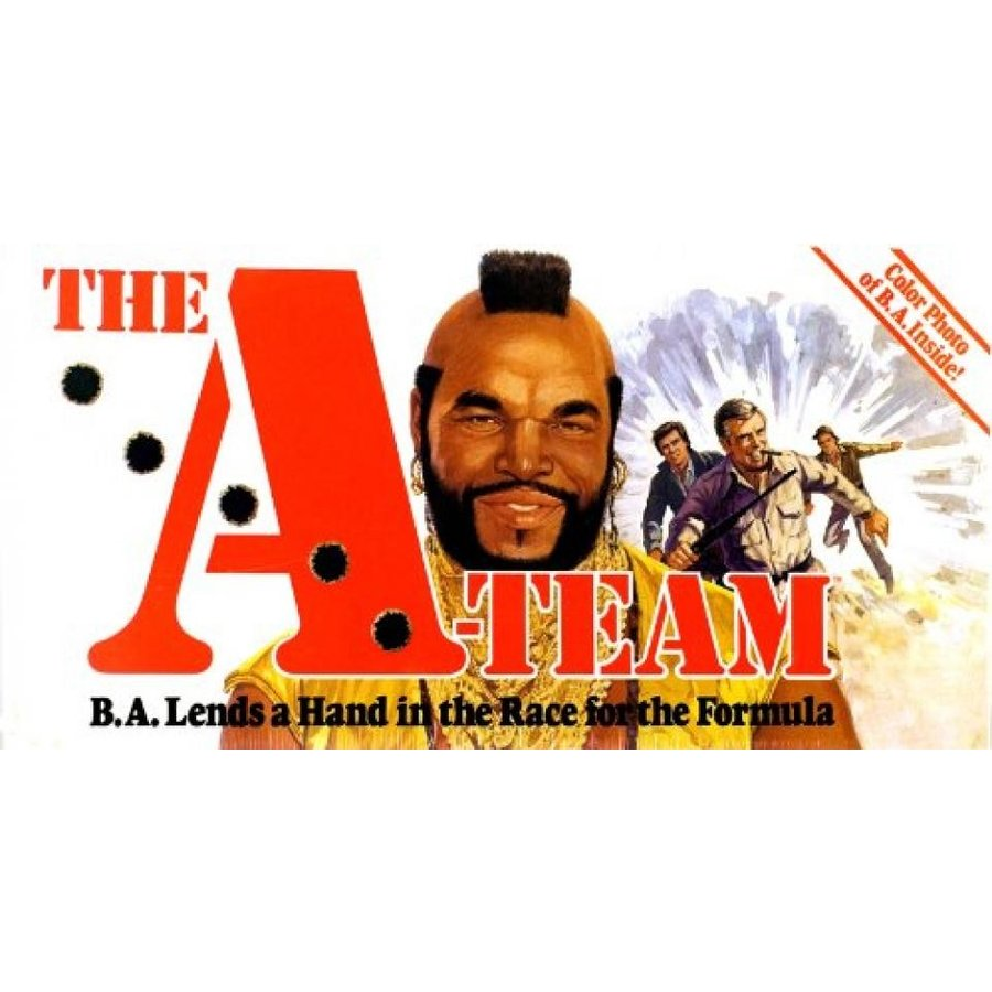The A-Team Board Game