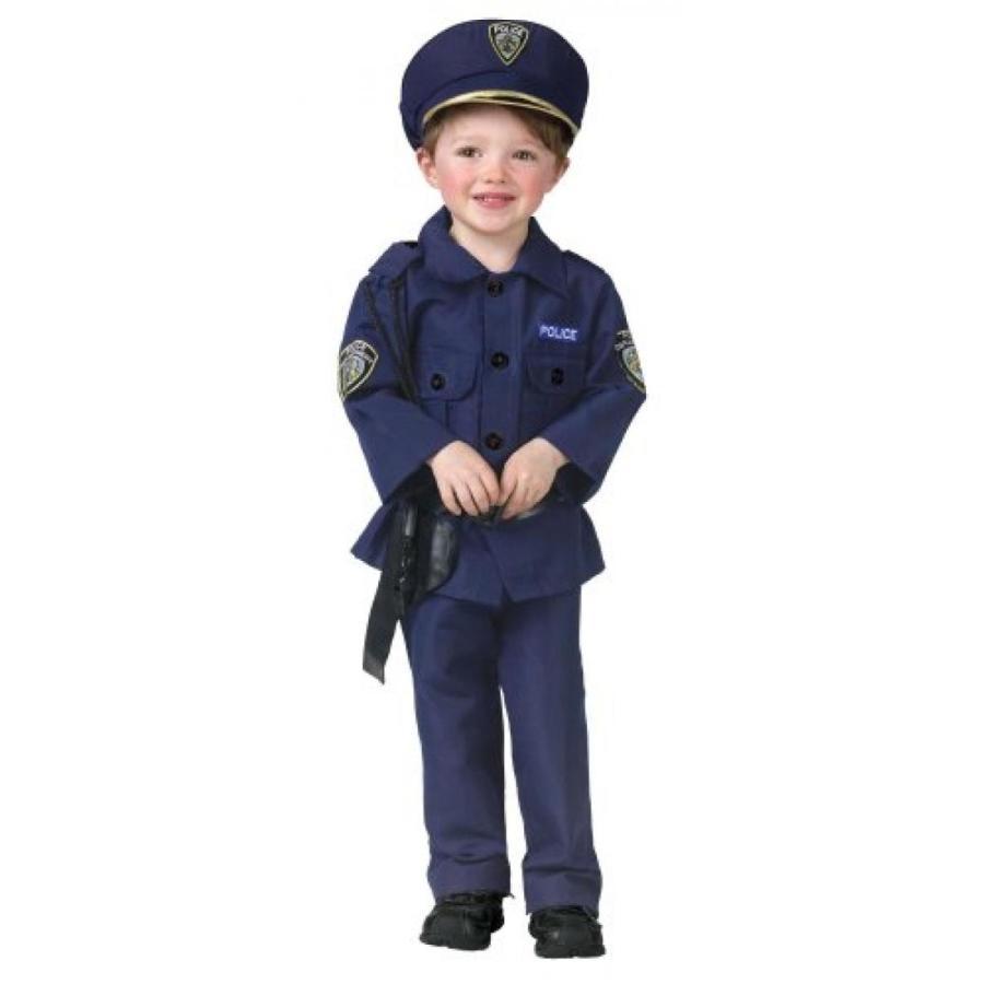 ハロウィン コスプレ 輸入品 Fun World Costumes Baby Boy's Complete Policeman Toddler Costume