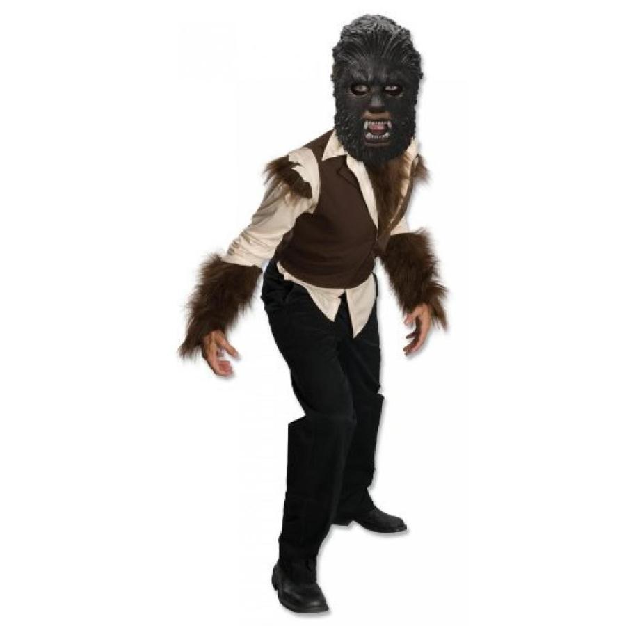 ハロウィン コスプレ 輸入品 The Wolfman Movie, Child's Wolfman