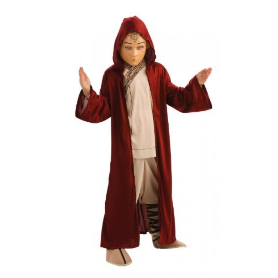 ハロウィン コスプレ 輸入品 The Last Airbender Child's Hooded Cloak Costume