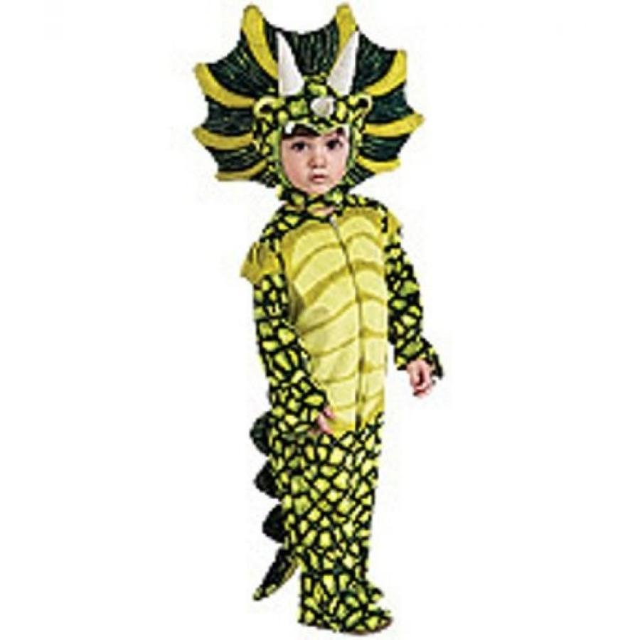 ハロウィン コスプレ 輸入品 Silly Safari Costume, Triceratops Costume