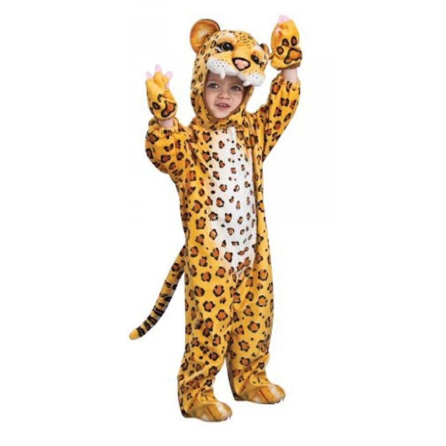 ハロウィン コスプレ 輸入品 Silly Safari Costume, Leopard Costume