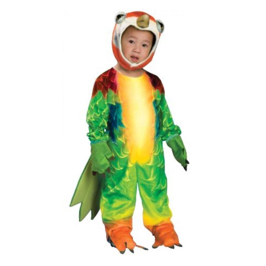 ハロウィン コスプレ 輸入品 Silly Safari Costume, Parrot Costume