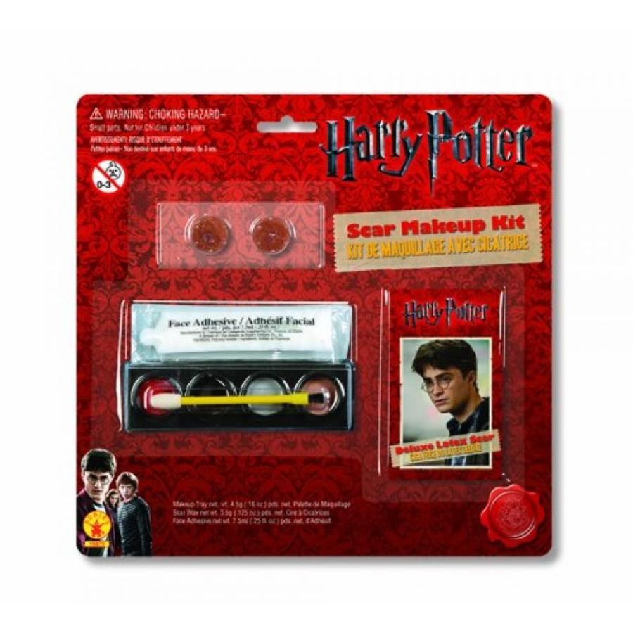 ハロウィン コスプレ 輸入品 Rubie's Costume Co - Harry Potter Scar and Makeup Kit