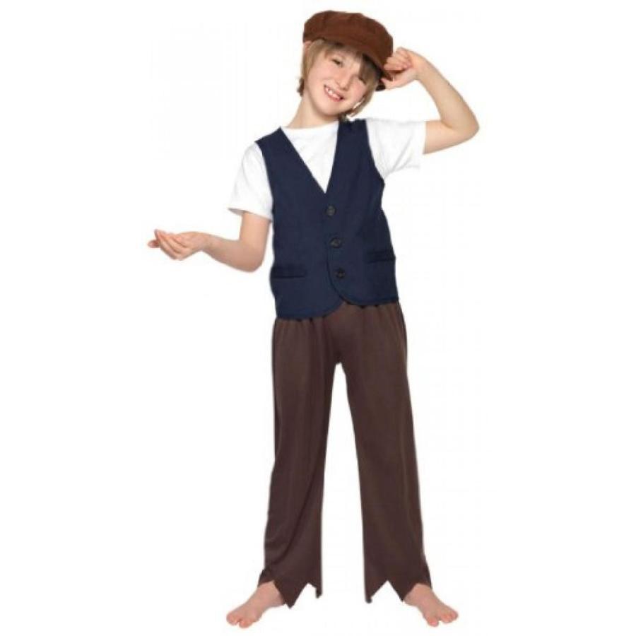ハロウィン コスプレ 輸入品 Child Victorian Poor Peasant Boy Halloween Costume