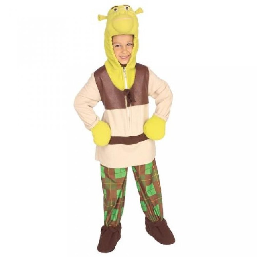 ハロウィン コスプレ 輸入品 Shrek Forever After - Shrek Deluxe Child Costume