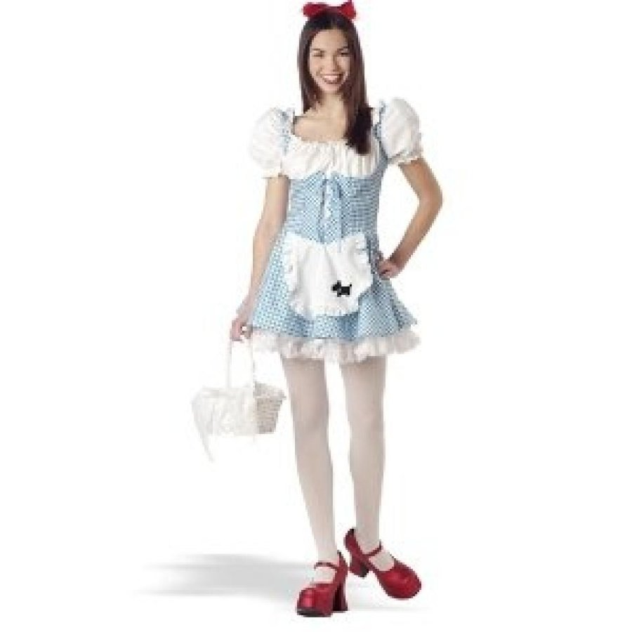 ハロウィン コスプレ 輸入品 California Costume Collection Womens Miss Dorothy Teen Costume