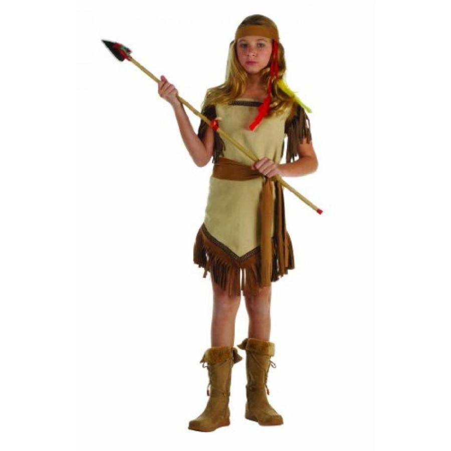 ハロウィン コスプレ 輸入品 Indian Princess Kids Costume