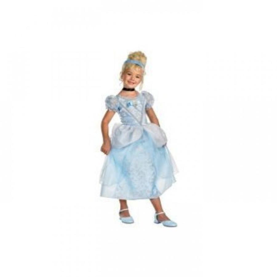 ハロウィン コスプレ 輸入品 Deluxe Cinderella Costume - X-Small
