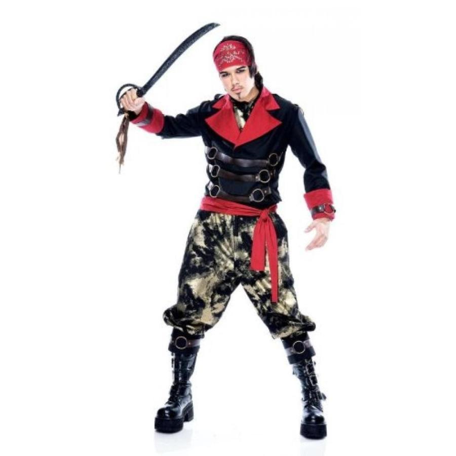 ハロウィン コスプレ 輸入品 Paper Magic Apocalypse Pirate Costume