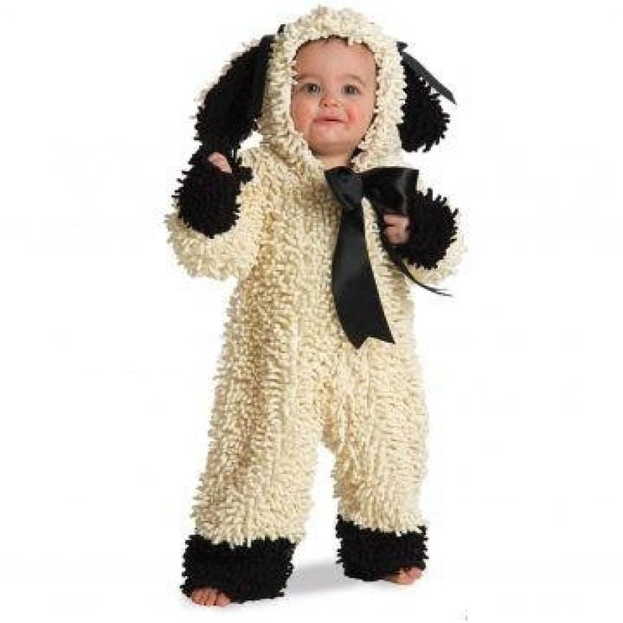 ハロウィン コスプレ 輸入品 Woolly Lamb Deluxe Toddler Costume