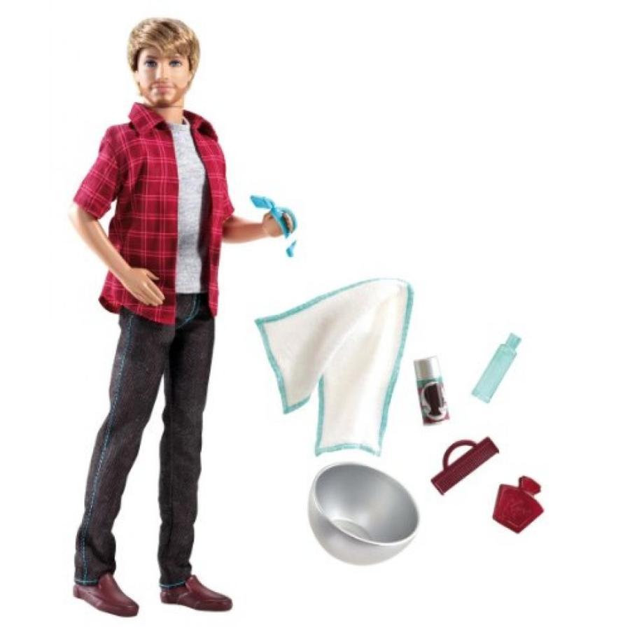 バービー おもちゃ Barbie Shaving Fun Ken Doll 輸入品