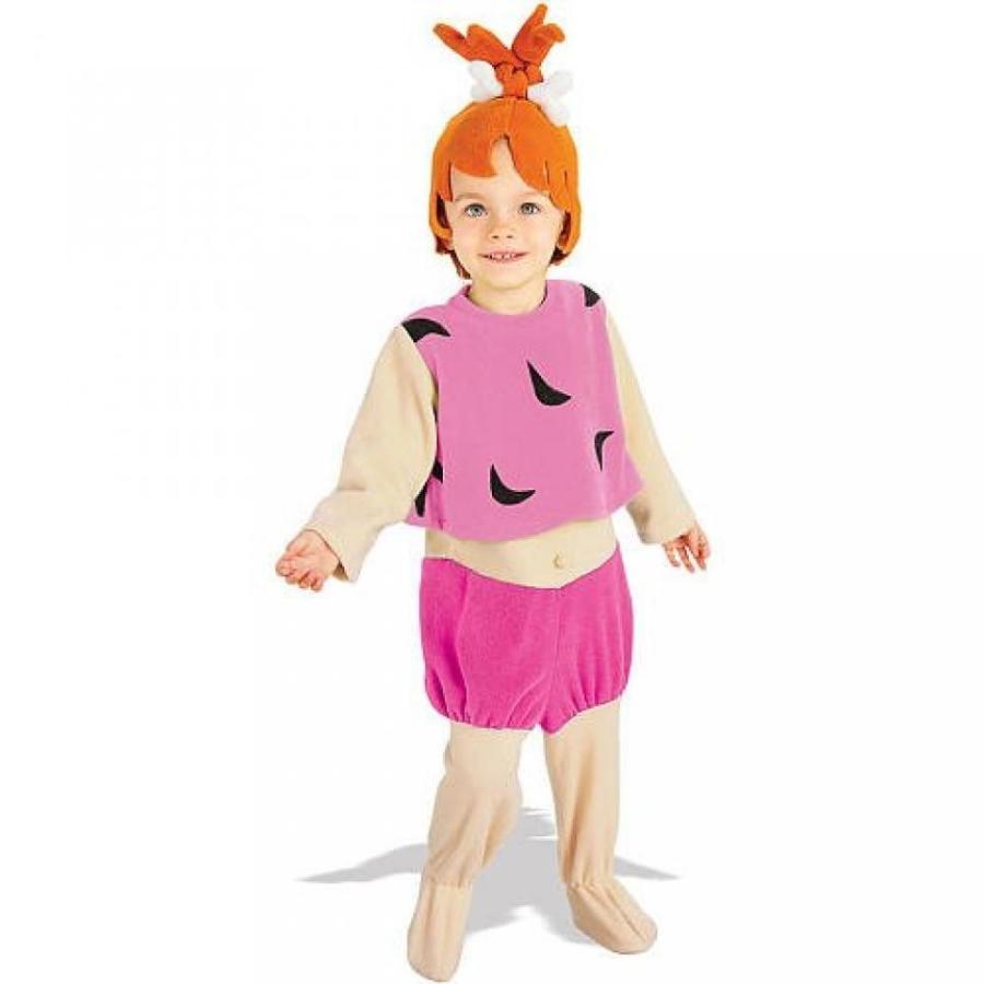ハロウィン コスプレ 輸入品 Pebbles Flintstone Toddler Costume