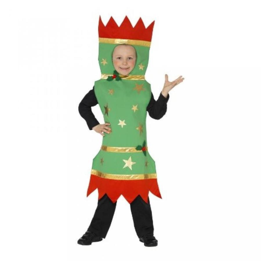 ハロウィン コスプレ 輸入品 Childs Christmas Cracker Costume