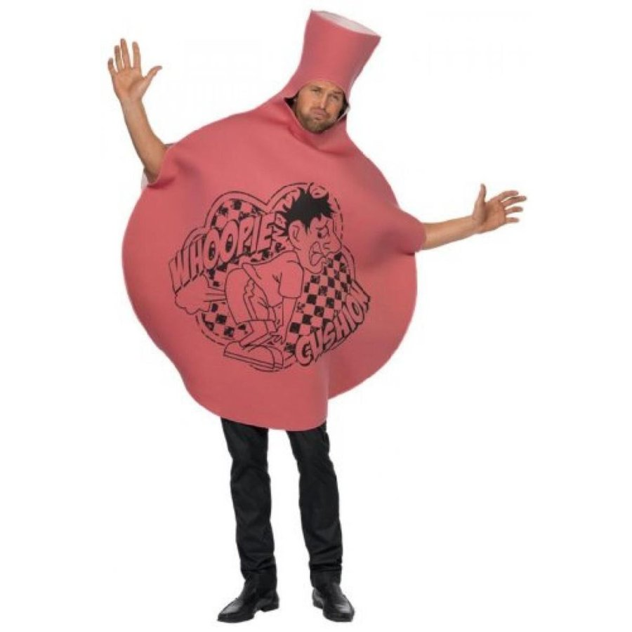 ハロウィン コスプレ 輸入品 Smiffy's Men's Whoopie Cushion Costume Foam Material Bodysuit