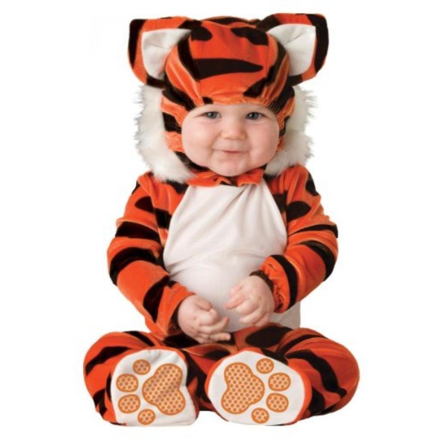 ハロウィン コスプレ 輸入品 Incharacter Baby Tiger Tot Costume