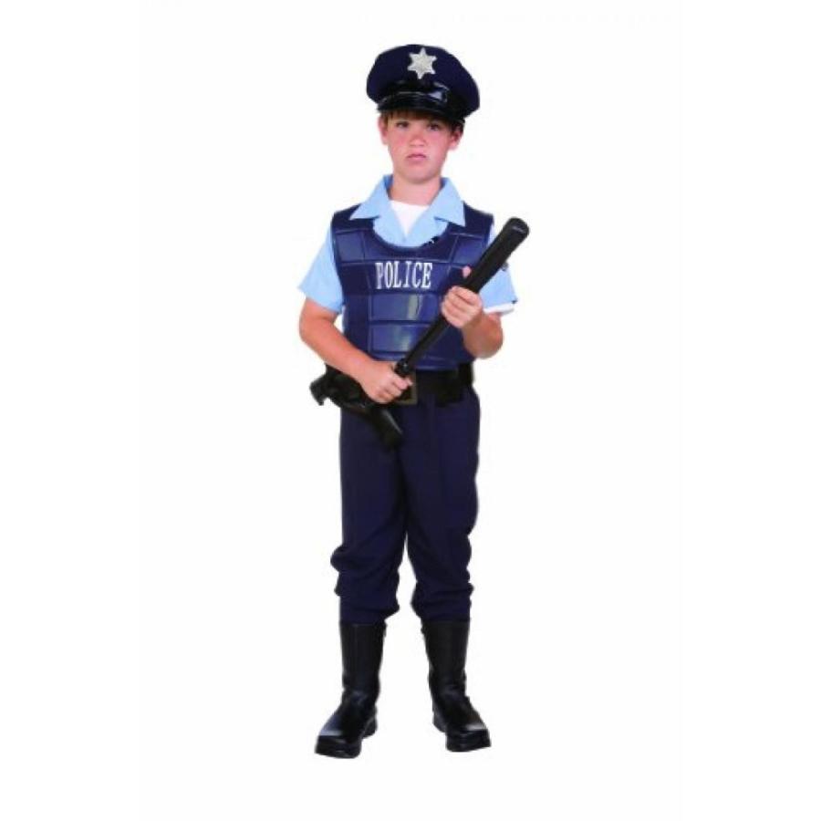ハロウィン コスプレ 輸入品 Law Enforcer Police Kids Costume