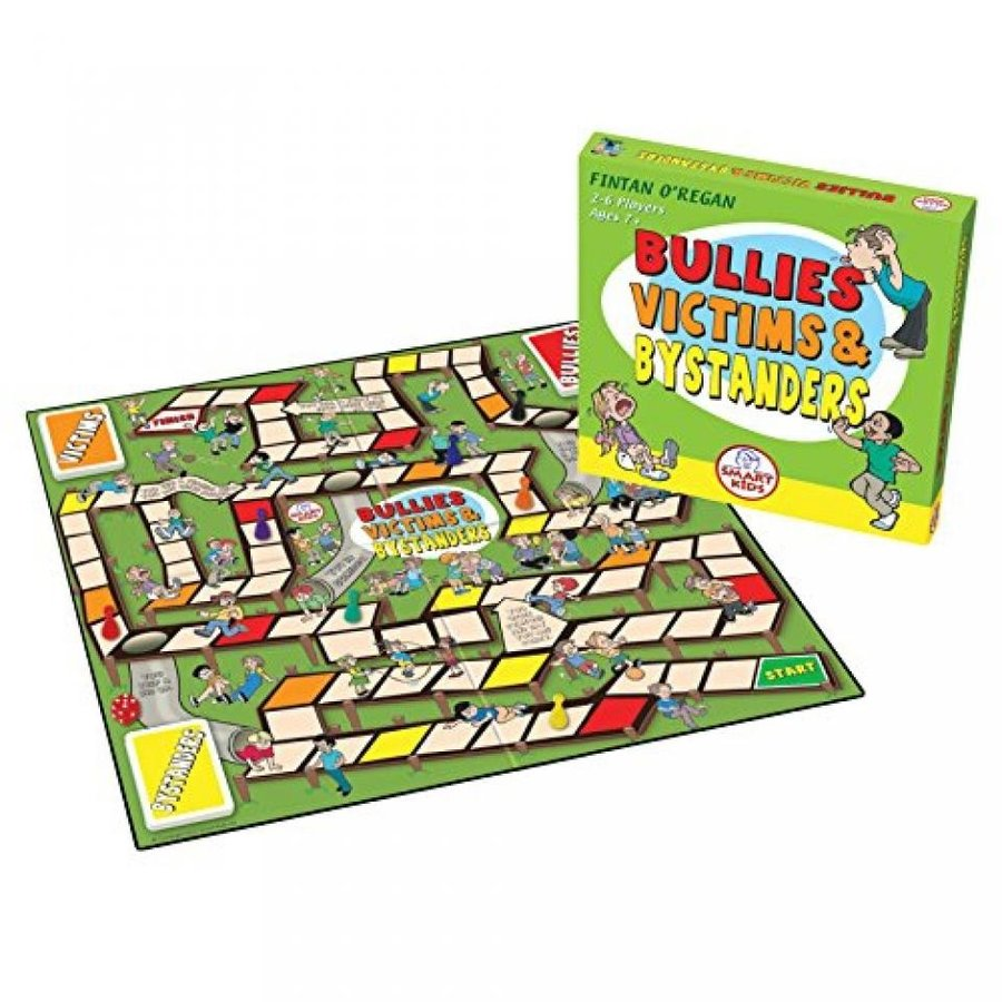 DIDAX BULLIES VICTIMS & BYSTANDERS GAME 輸入品