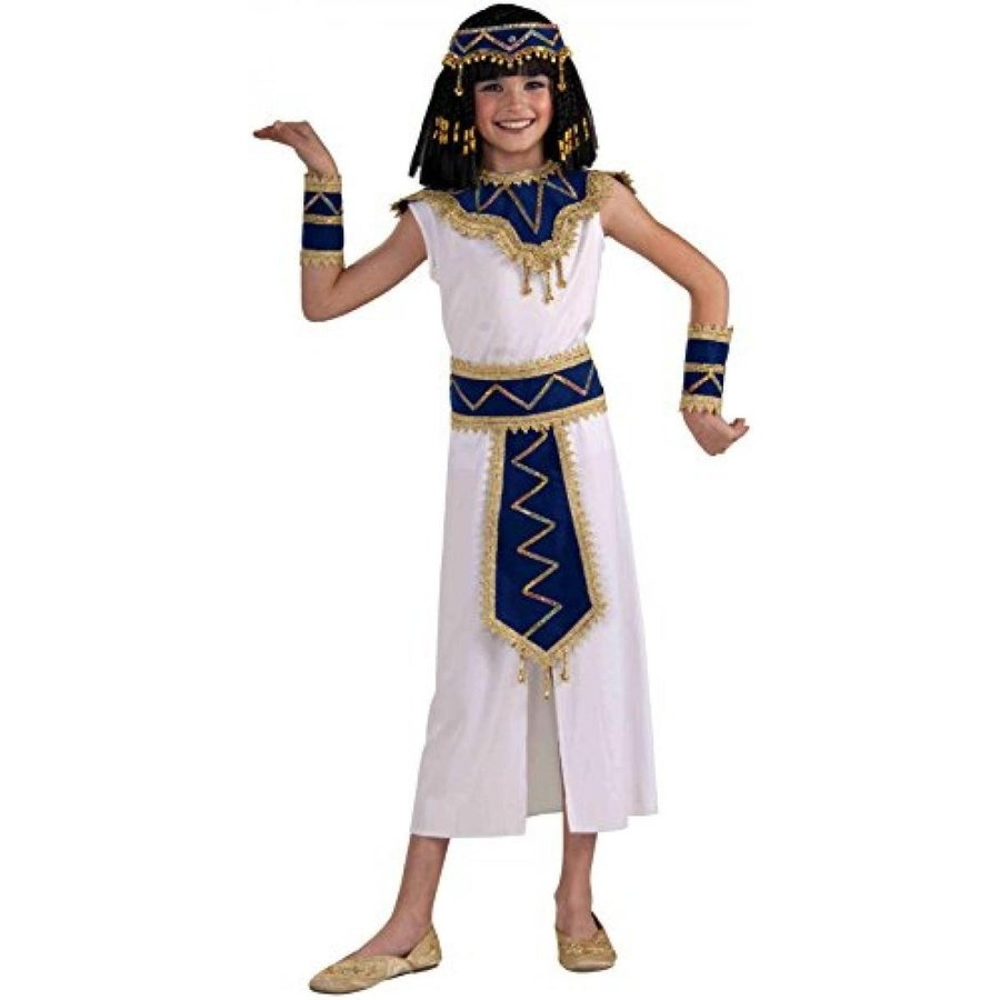 ハロウィン コスプレ 輸入品 Princess of the Pyramids Egyptian Child's Costume, Large