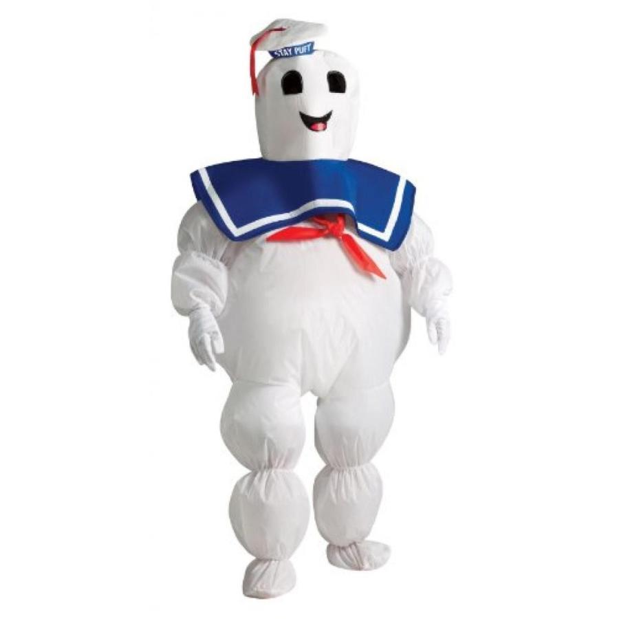 ハロウィン コスプレ 輸入品 Inflatable Ghostbusters Stay Puff Marshmallow Man Kids Costume
