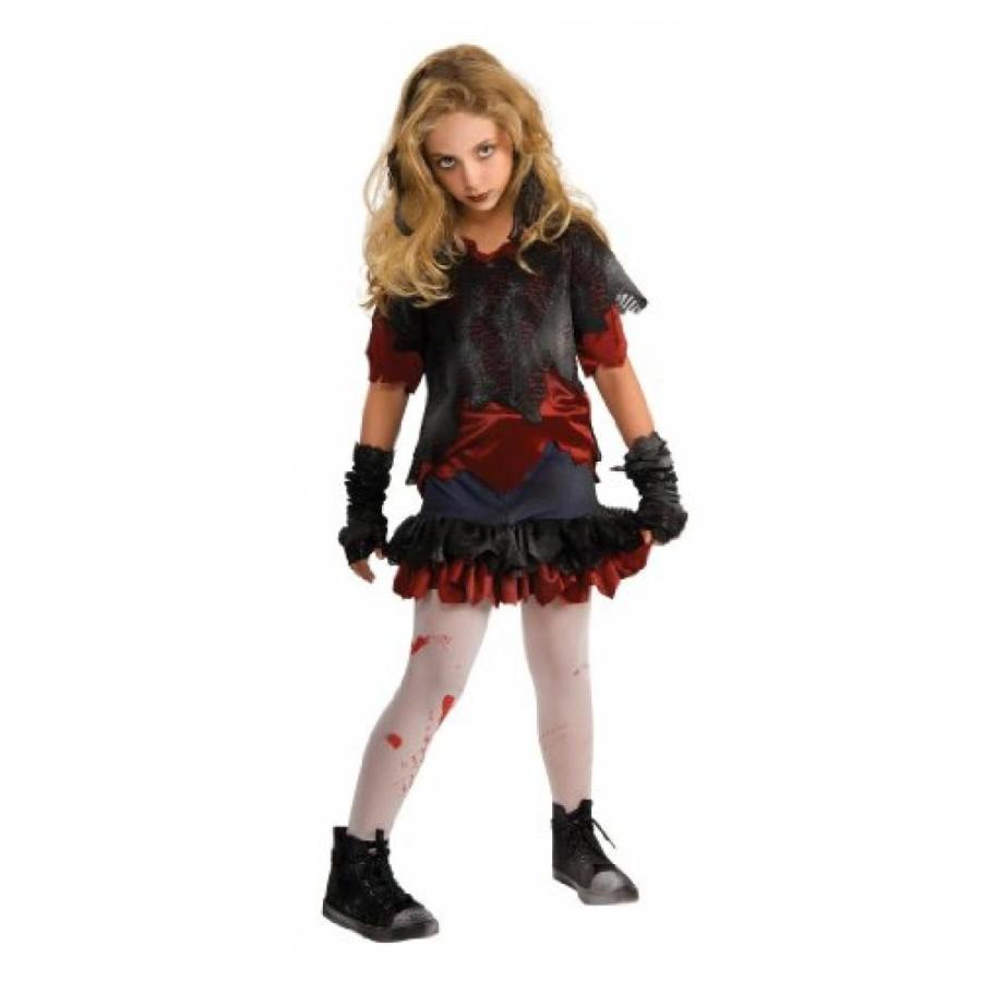 ハロウィン コスプレ 輸入品 Rubie's Drama Queens, Child Zombie-Ista Costume