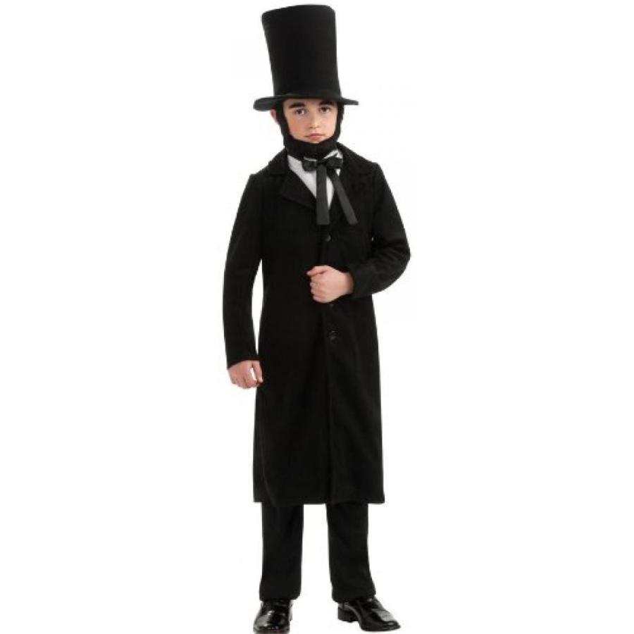 ハロウィン コスプレ 輸入品 Rubie's Deluxe Abraham Lincoln Costume